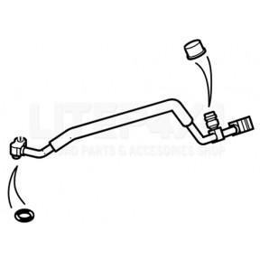 Hadice klimatizace sušič / výměník