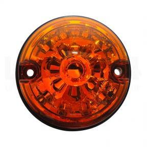 Přední směrové světlo LED