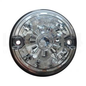Zadní světlo obrysové/brzdové LED čiré