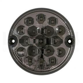 Světlo zpátečky LED, kouřové sklo